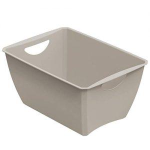Dėžutė Rotho LOUNGE, 23L, capuccino sp.